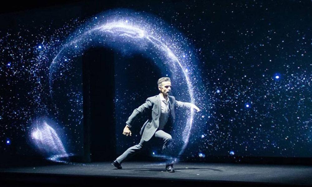 Bardzo dobry Wirtualna postać 3d, wyświatlacze holograficzne, hologramy 3d YB33